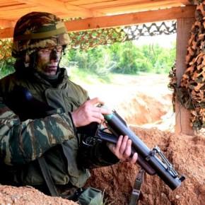 Βολές Βαρέων Όπλων Πεζικού –ΦΩΤΟ