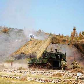 ΣΥΝΑΓΕΡΜΟΣ! ΕΝΤΟΛΗ ΓΕΣ!! Ο Στρατός Σε Πλήρη Παράταξη στα Παράλια της Χίου… Πυρ ΚατάΒούληση
