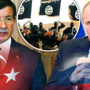Παγκόσμιο Μήνυμα Πούτιν: «Η Τουρκία είναι ένα Κράτος Τρομοκρατίας, όπως το Ισλαμικό(ISIS)»