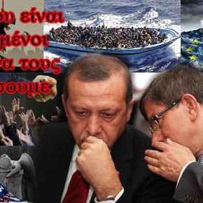 Λαθρομετανάστες και Casus belli – Ανύπαρκτοι ηγέτες και εθνικήαποτυχία!