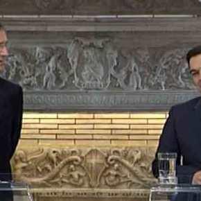 A.Τσίπρας: «Δεν θα ανεχθούμε αμφισβήτηση των κυριαρχικών μας δικαιωμάτων από τουςΤούρκους»