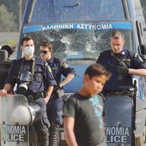 Ειδομένη: Ξανά στις ράγες που άδειασε ηΕΛ.ΑΣ.