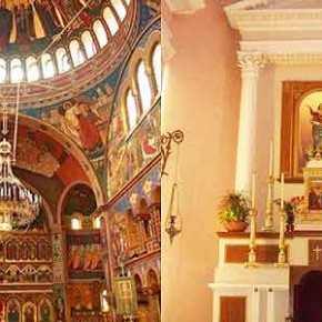 Ποιες είναι οι βασικές διαφορές της Ορθόδοξης και της ΚαθολικήςΕκκλησίας;