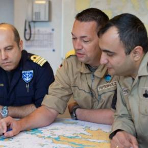 ΝΑΤΟ: Έτσι συνεργάζονται Έλληνες και Τούρκοι – «ενθύμιον θητείας» στοΑιγαίο