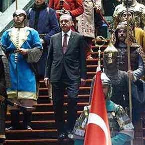 Το «Μακρύ Χέρι» του Ερντογάν αναστατώνει την Ολλανδία, αφού έχει ήδη χαντακώσει τηΜέρκελ