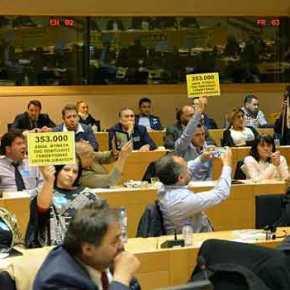 «ΧΑΜΟΣ» ΣΤΙΣ ΒΡΥΞΕΛΛΕΣ! Η Γενοκτονία των Ποντίων στο Ευρωκοινοβούλιο και ο χορός που προκάλεσεπανικό!