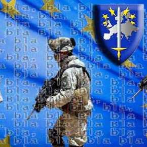 """""""Όταν μιλάει η σιωπή""""! Η στρατιωτική αμηχανία της ΕΕ σ΄ έναβίντεο"""