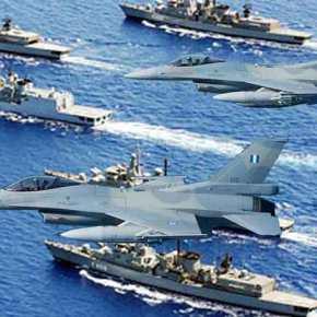 Σε συναγερμό είναι το Πολεμικό Ναυτικό και η Πολεμική Αεροπορία!