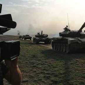 Η επιδείνωση της κατάστασης στο Ναγκόρνο-Καραμπάχ θα φέρει σύγκρουση Τουρκίας και Ρωσίας;(ΒΙΝΤΕΟ)