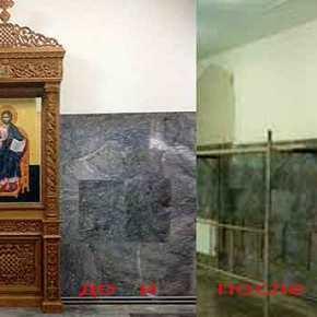 Η Ελλάδα ποτέ δεν παθαίνει! Φοιτητές του Πανεπιστημίου Θες/νικης επέστρεψαν στην θέση της την εικόνα του Χριστού που είχε αφαιρεθεί με εντολή τουκοσμήτορα