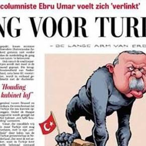 Οι Έλληνες δημοσιογράφοι κάνουν την «πάπια» – Ολλανδοί σώζουν την τιμή της Ευρώπης – «Πίθηκος» οΕρντογάν