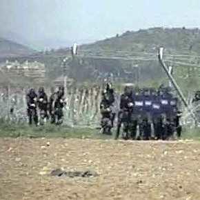 ΣΑΛΟΣ ΜΕ ΤΗΝ «ΕΙΣΒΟΛΗ» ΤΩΝ ΣΚΟΠΙΑΝΩΝ ΣΤΗΝ ΕΙΔΟΜΕΝΗ! Τα ΜΑΤ της ΠΓΔΜ… επέβαλλαν την τάξη σε ελληνικό έδαφος!(ΒΙΝΤΕΟ)