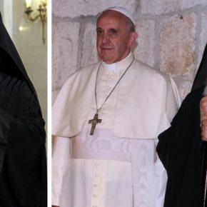 Μήνυμα αλληλεγγύης από τη Λέσβο θα στείλουν Βαρθολομαίος-Πάπας-Ιερώνυμος -Η κοινή επίσκεψη θα πραγματοποιηθεί στις 14 ή 15Απριλίου