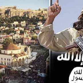 ΠΟΙΟΙ ΜΑΣ ΑΠΕΙΛΟΥΝ: Το Ισλαμικό Κράτος θα χτυπήσει την Αθήνα εάν καθυστερήσουν τα σχέδια για τοτζαμί!