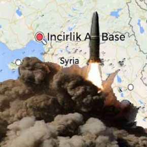 Συναγερμός στην Τουρκία: Έξι συστήματα Iskander-Μ στοχοποίησαν τις τουρκικές βάσεις – Eντολή για διασπορά των μαχητικών (φωτό,vid)