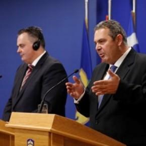 Καμμένος: Λύθηκε η παρεξήγηση με τηνΑυστρία
