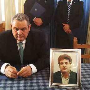 Ο Καμμένος από την Κύπρο μίλησε για κουρδικό κράτος και επιτέθηκε σεΣημίτη-Πάγκαλο