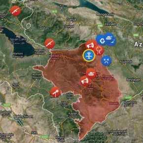 ΑΝΑΦΛΕΞΗ στο Ναγκόρνο Καραμπάχ – Στα πρόθυρα του πολέμου Αρμενία και Αζερμπαϊτζάν – Στο πόδι οΠούτιν