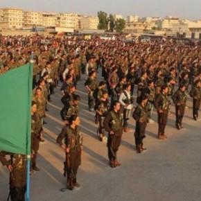 Συρία: Οι Κούρδοι δημιουργούν νέο στρατό της αυτόνομηςπεριοχής