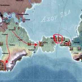 Σοβαρή επιδείνωση των ρωσοτουρκικών σχέσεων: Τουρκικό πλοίο κτύπησε την υπό κατασκευή γέφυρα που θα ενώσει την Κριμαία με την Ρωσία(vid)