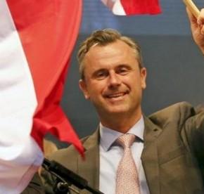 ΣΟΚ ΣΤΗΝ ΚΑΡΔΙΑ ΤΗΣ ΕΥΡΩΠΗΣ! Πρώτος και με διαφορά ο ακροδεξιός υποψήφιος Πρόεδρος τηςΑυστρίας!