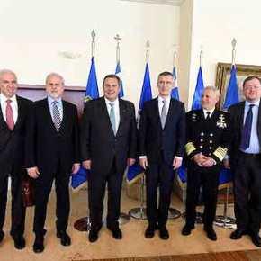 """""""Δεν την ξαναπατάμε όπως στη Κύπρο""""! Γιατί το είπαν στον ΓΓ του ΝΑΤΟ στις επαφές του στοΥΠΕΘΑ"""