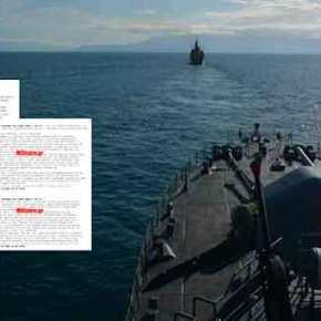 """Ίμια στη Λέσβο με φορτηγό πλοίο που προσάραξε και """"πόλεμος"""" Ελλάδας-Τουρκίας για τη διάσωση – Η διάσωση της ΠΑ που """"άναψε τα αίματα"""" στο Αιγαίο!ΒΙΝΤΕΟ"""