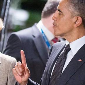Παρέμβαση Ομπάμα για οικονομική κρίση – προσφυγικό .ΣΥΝΑΝΤΗΣΗ ΜΕ ΜΕΡΚΕΛ ΣΤΙΣ 23ΑΠΡΙΛΙΟΥ
