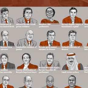 Τούρκοι και Αμερικανοί εμπλέκουν τον Β.Πούτιν με το σκάνδαλο PanamaPapers