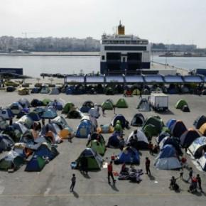 Αυτός είναι ο σχεδιασμός για την επαναπροώθηση μεταναστών στην Τουρκία -ΑΠΟ ΜΥΤΙΛΗΝΗΣ ΣΕΔΙΚΕΛΙ