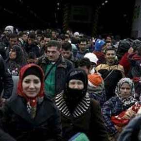 Καλοπερνάνε οι »πρόσφυγές»! 9 στους 10 επιθυμούν την παραμονήτους…