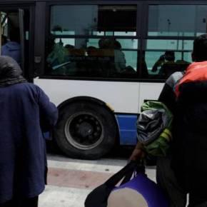 Εντός της εβδομάδας η μεταφορά προσφύγων και μεταναστών στο Σκαραμαγκά–