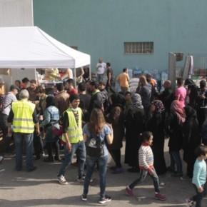Στη Λέσβο 350 αστυνομικοί της Frontex για την επαναπροώθηση μεταναστών Προβλήματα στην τουρκικήπλευρά