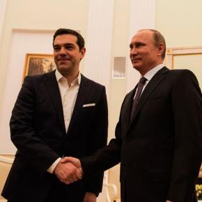 Ο Βλαντιμίρ Πούτιν έρχεται στην Αθήνα, με τα ενεργειακά στην κορυφή τηςατζέντας