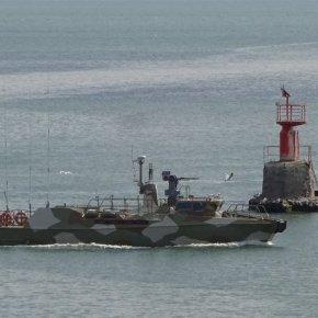 ΑΠΙΣΤΕΥΤΗ ΔΙΠΛΗ ΤΟΥΡΚΙΚΗ ΠΡΟΣΠΑΘΕΙΑ ΔΟΛΙΟΦΘΟΡΑΣ Σοβαρή επιδείνωση των ρωσοτουρκικών σχέσεων: Τουρκικό πλοίο κτύπησε την υπό κατασκευή γέφυρα που θα ενώσει την Κριμαία με την Ρωσία (vid)–