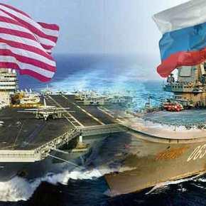 ΗΧΟΥΝ ΤΑ ΤΥΜΠΑΝΑ ΤΟΥ ΠΟΛΕΜΟΥ! ΝΑΤΟ και ΗΠΑ προετοιμάζονται στρατιωτικά εναντίον τηςΡωσίας