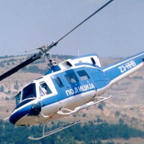 Σκοπιανό ελικόπτερο πέταξε πάνω από ελληνικόέδαφος!