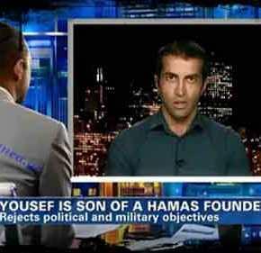 Ο γιος του αρχηγού της Χαμάς για τον σκοτεινό θεό τουΙσλάμ