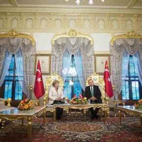 Η Μέρκελ προσκύνησε Ερντογάν! Είπε ναι στη δίωξη ηθοποιού που σατίρισε τον…σουλτάνο!