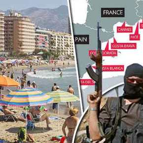 Δυτικές μυστικές υπηρεσίες προειδοποιούν για «αιματοβαμμένο σχέδιο» των ισλαμιστών στα ευρωπαϊκά θέρετρα. Πόσο κινδυνεύει η Ελλάδα;