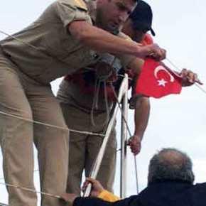 Η τουρκική ακτοφυλακή κάνει ελέγχους σε ελληνικά σκάφη ανοιχτά τηςΣύμης!