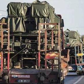 Η Τουρκία έτοιμη για επέμβαση στη Συρία! Μεγάλες μετακινήσεις μονάδων στασύνορα