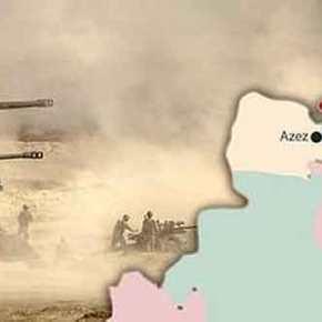 Η Τουρκία ετοιμάζει επιχειρήσεις σε βάθος 18χλμ εντός Συρίας μαζί με ΗΠΑ καιΓερμανία