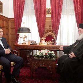 Μυστική συνάντηση Τσίπρα – Ιερώνυμου και παράπονα για τρεις υπουργούς–