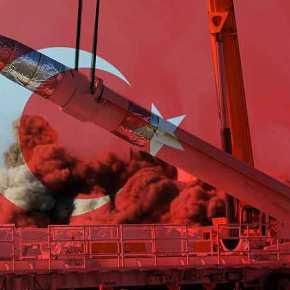 Η Τουρκία τρέμει σε μια ενδεχόμενη μαζική επίθεση ρωσικών πυραύλων από πολεμικά πλοία την Κασπία και την Μαύρη Θάλασσα!!