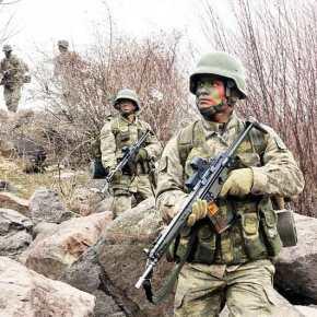 Αποδεκατίζουν τους Τούρκους Κομάντος οι Μαχητές του ΠΚΚ …Άλλοι 4 νεκροίΣτρατιωτικοί!