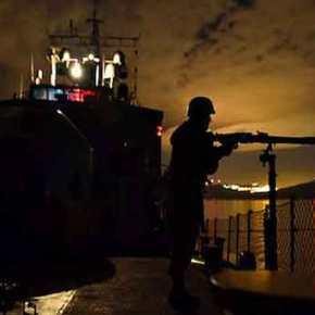 Έστρεψαν όπλα κατά σκάφους του Λιμενικού οι Τούρκοι στιςΟινούσσες!