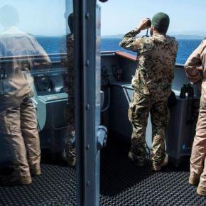 Μόνιμη παρουσία του ΝΑΤΟ στοΑιγαίο