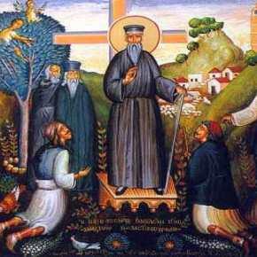 Άγιος Κοσμάς ο Αιτωλός: «Με άλλους θα κοιμηθείτε και με άλλους θαξημερωθείτε»