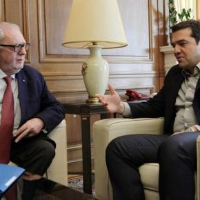 Τσίπρας: Να διασφαλιστεί η απρόσκοπτη εφαρμογή της συμφωνίαςΕΕ-Τουρκίας